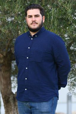 La photo de notre community manager Raphaël LARGERON.