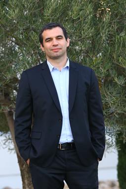 La photo de Romain MURAILLE le président de la société.