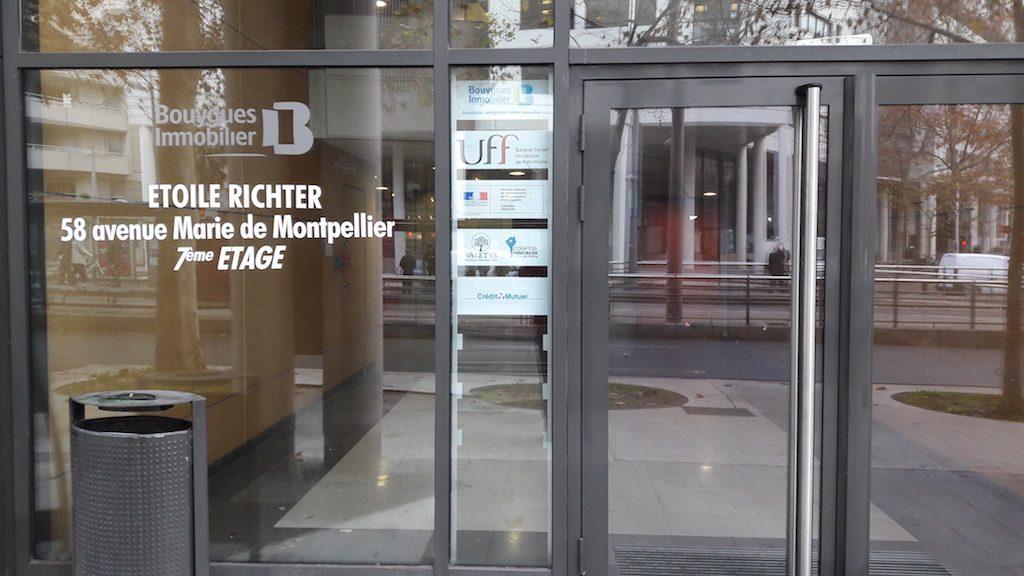 Une image de notre bureau à Montpellier.