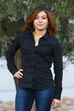 La photo de notre conseillère Anaïs MAYEUR.