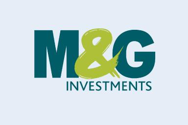 Le logo de notre partenaire M&G Investments.