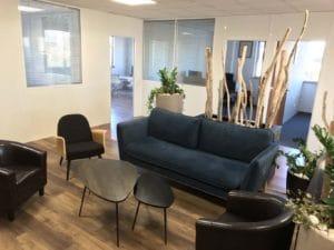 Nouveau salon Valetys