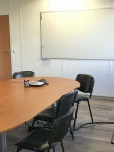 Nouvelle salle de réunion Valetys