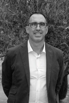 La photo de Jean-Philippe MERRA co-gérant de la société.